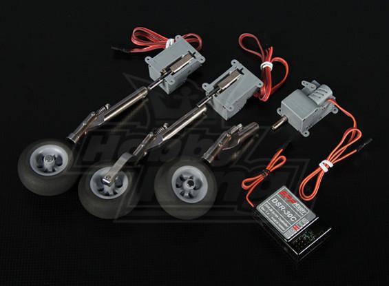 DSR-30TR Electric Retract Set - modellen tot 1,8 kg