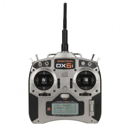Spektrum DX6i Mode1 w / 6200 Rx