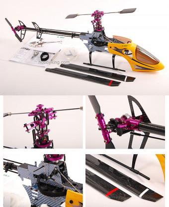 E-Sky Belt CP Kit (Carbon fiber & CNC Version)