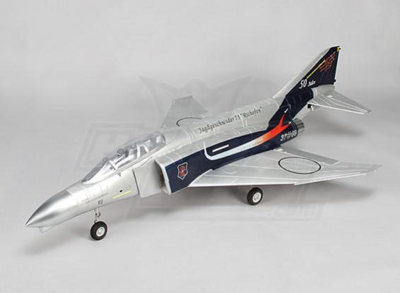 F4-J Fighter - 70mm EDF (Duitse regeling) Jet (PNF)