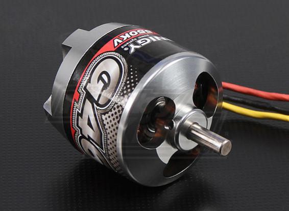 Turnigy G46 borstelloze Outrunner 550kv (0,46 Glow)
