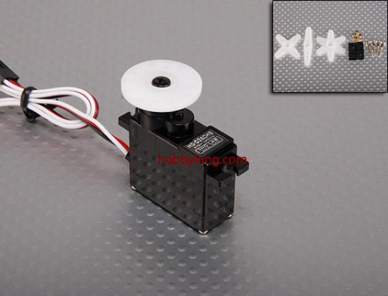 HGD digitale 260HB CarbonGear Servo 16g / 0,12 / 2,0 kg