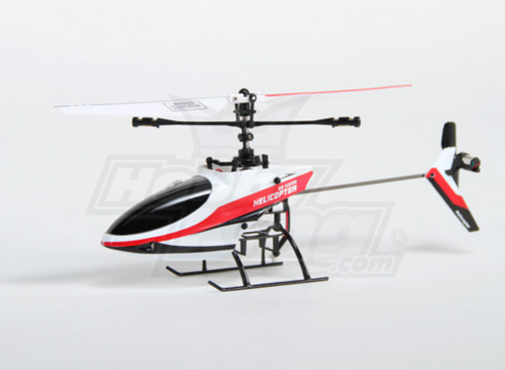 HobbyKing HK-190 2.4ghz 4Ch Fixed Pitch Helikopter (RTF-Mode 2)