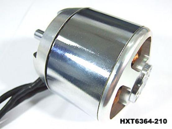LCD-hexTronik 6364-210 borstelloze motor