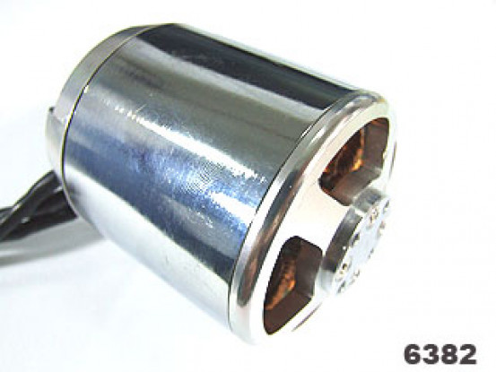 LCD-hexTronik 6382-180 borstelloze motor (Zeer groot
