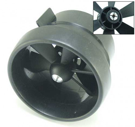 EDF Ducted Fan Unit 5 Blade 3.5inch