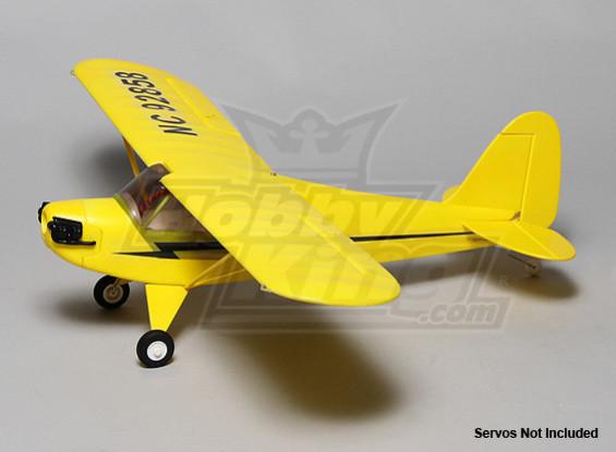 Hobbyking Mini J3 Cub (ARF) (Geel)
