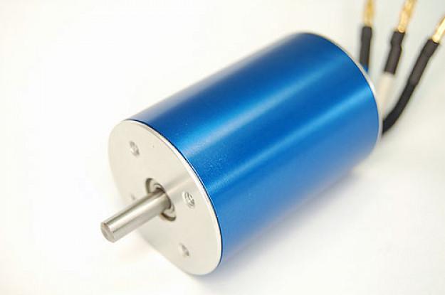 KB45-10L 1800kv borstelloze Inrunner
