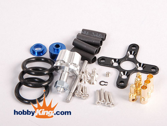 Turnigy 2213 motor accessoire Pack.