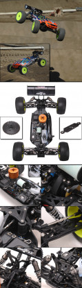 1/8 8IGHT-T 2.0 4WD Truggy Race Roller