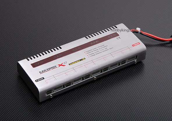 Maxpro-X6 5-poort Accelerator voor 3S LiPoly
