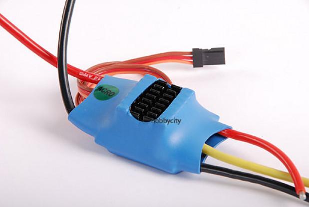 TowerPro L40-acro 40Amp Brushless Speed Controller