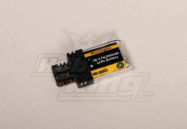 227A Twingo vervangende batterij 1S 250mAh (NE-B923)