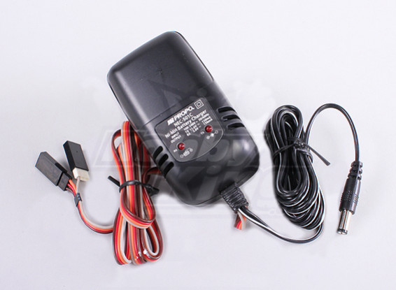 JR Charger 100 ~ 240V voor TX en RX / NEC-501C (New Version)