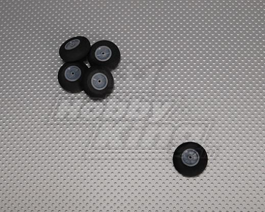 Light Foam Wheel (Diam: 30, Breedte: 12mm 5pcs / bag)