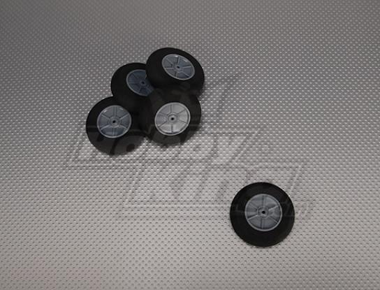 Light Foam Wheel Diam: 60, Breedte: 18,5 mm (5 stuks / zak)