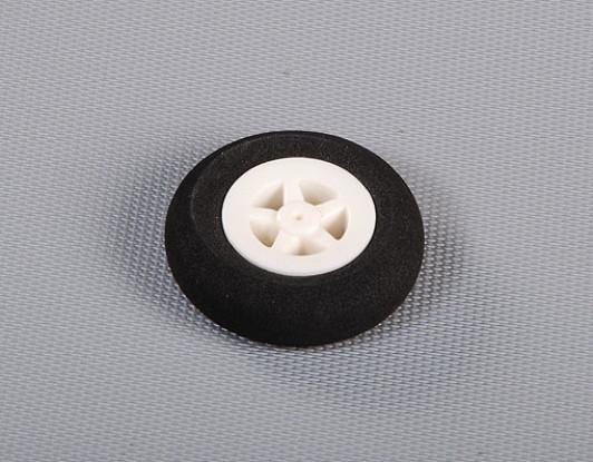 Light Foam Wheel (Diam: 35, breedte: 11mm)