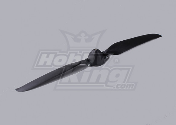 Plastic Folding Propeller Assembly 14.5x9.5 (Alloy hub) (1pc / bag)