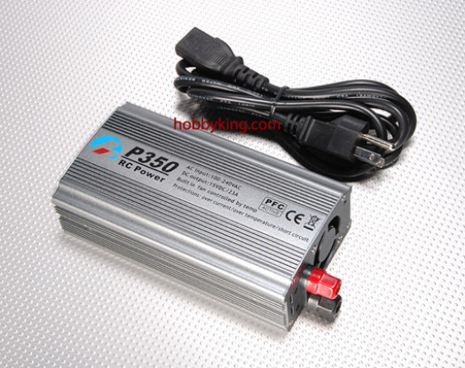 iCharger P350 AC Adapter 100 ~ 240V 23A 350W