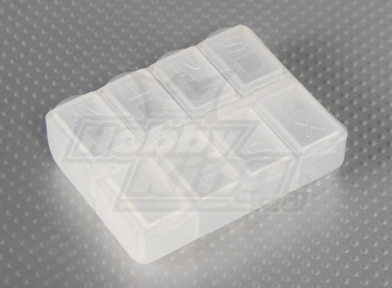 Parts Boxes (PP Transparant) (1 st / Bag)