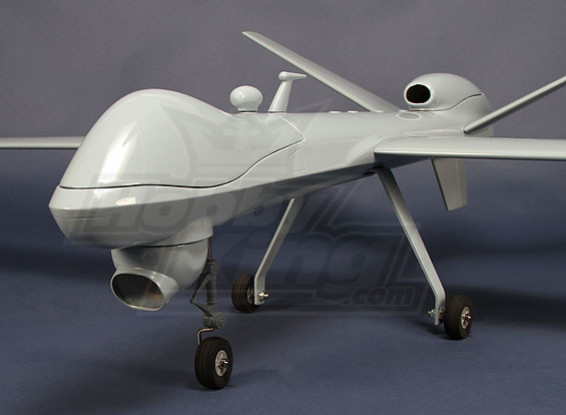 MQ-9 Reaper Glasvezel 2500mm FPV (ARF)