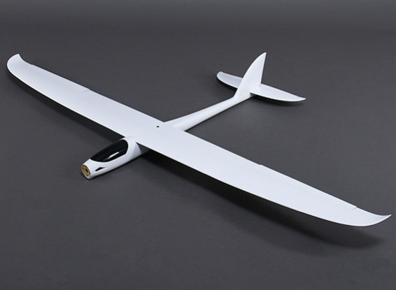 Reverb Volledige Composite High Performance Electric Glider 1320mm (ARF)