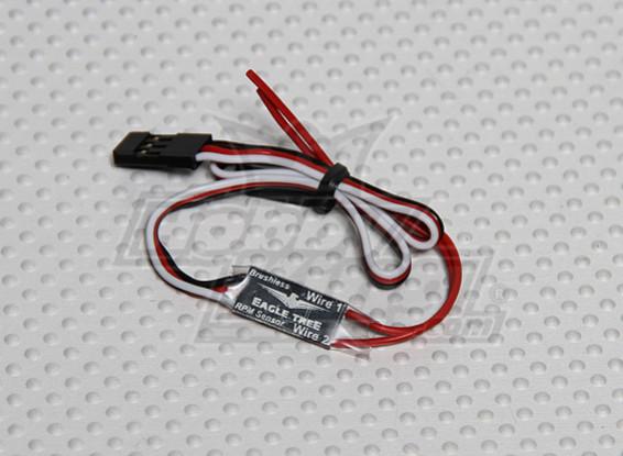 MicroPower borstelloze motor RPM Sensor
