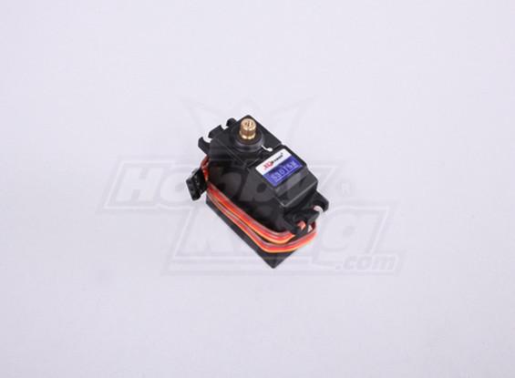 RS260-63003 Throttle Servo Case (13kg Metal Gear) (1Set / Bag)