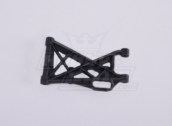 Plastic Rear Lower Arm Baja 260 en 260s (1Pc / Bag)