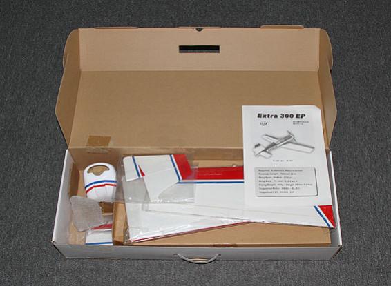 KRAS / DENT Extra 300 Balsa 944mm (ARF)
