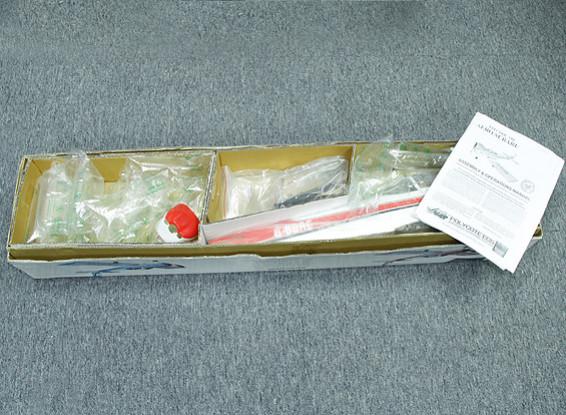 KRAS / DENT Aero Subaru FA 200, Balsa / EP, 1040mm (ARF)