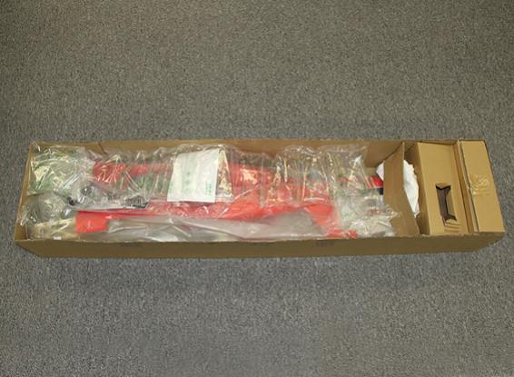 Kras / DENT - HobbyKing Invictus EF-1 Pyloon Racer Balsa 1288mm (ARF)
