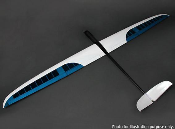 Kras / DENT - Perseus Electric Sailplane Balsa Composite 2285mm (PNF)