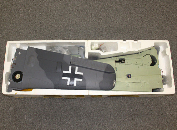 Kras / DENT - HobbyKing ™ Focke Wulf FW-190 Warbird EPO 1600mm (PNF)