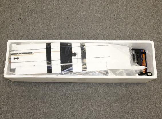 Kras / DENT - HobbyKing ™ Bix3 Trainer / FPV EPO 1550mm Mode 2 (Ready-To-Fly)