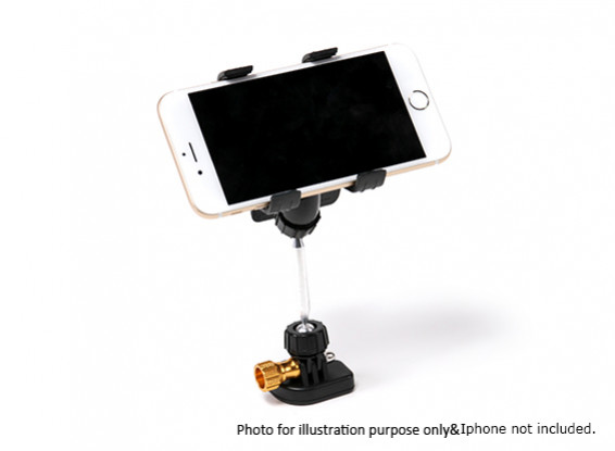 Kras / DENT - Smartphone Transmitter montagebeugel (zwart)