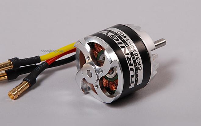 TGY AerodriveXp SK Series 35-30 1400Kv / 470w