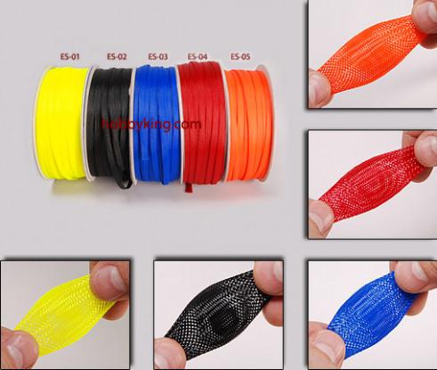 Wire Mesh Guard Oranje 3mm (1m)