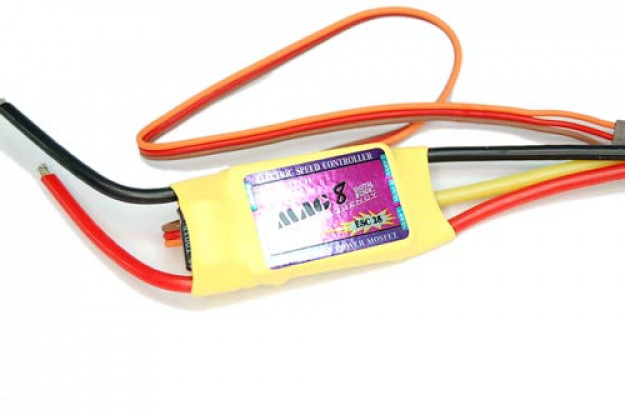TowerPro w25A Brushless Speed Controller