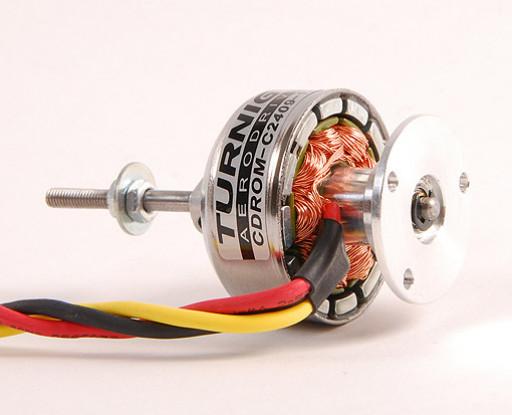 Turnigy Bell 2409 1600kv Outrunner