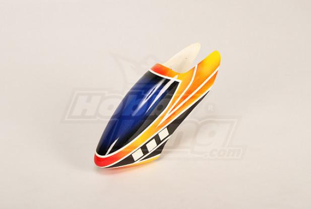 Glasvezel Canopy voor Trex-450 Pro
