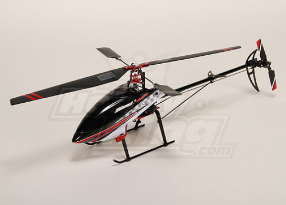 Walkera UFLYS borstelloze Metal Edition 4ch Helicopter plug & play