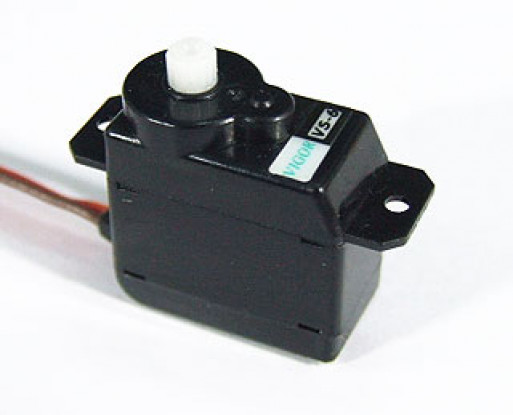 VS6 6,0 g / 0,6 kg / .09sec Servo