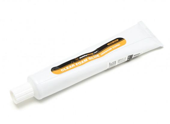Clear Foam Glue (Medium Cure) - Grote 100ml