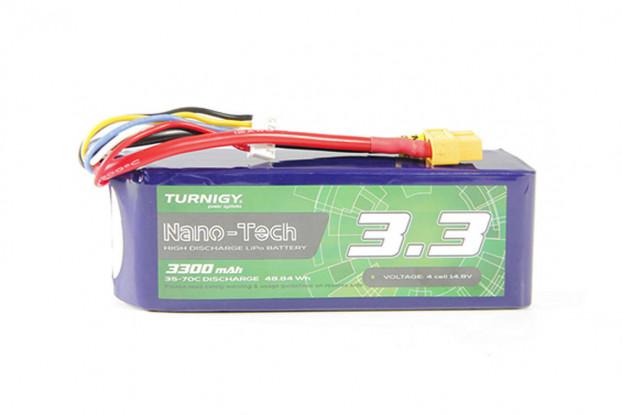 Turnigy-Nano-Tech-3300mAh-4S-35C-Lipo-Pack-w-XT60-9210000314-0