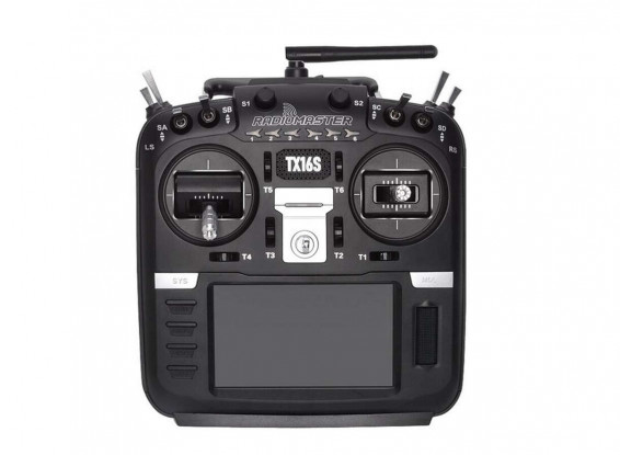 RADIOMASTER TX16S met Hall Sensor Gimbals 2,4 GHz 16ch Multi-Protocol OpenTx-zender