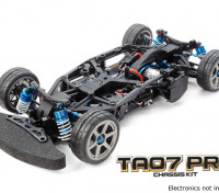 Tamiya TA07 Pro 1/10 Scale Touring Car Kit - TA 58636