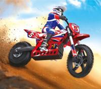 Super Rider SR5 1/4 Schaal RC crossmotor (RTR) (UK plug)