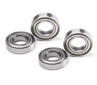 8x16x4 Ball Bearing (6pcs) - BSR 1/8 Rally / Berserker