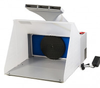 DU-E420D Foldable Spray Booth with Extractor (EU Plug) 1